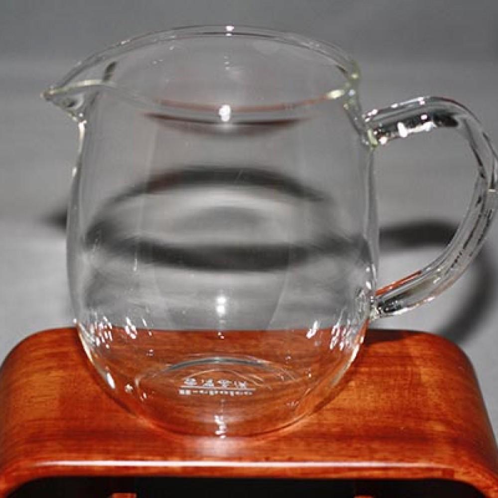 玻璃小龍旦茶海