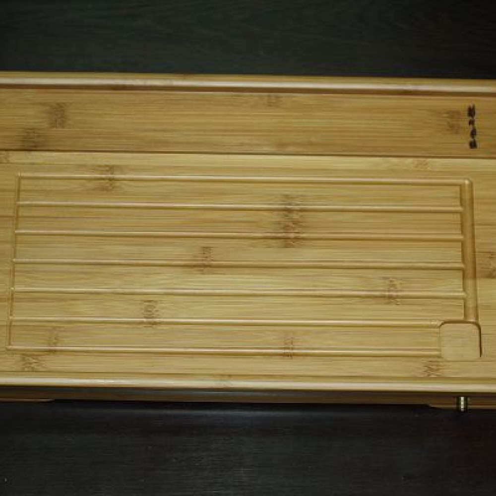 橫溝排水小竹茶盤