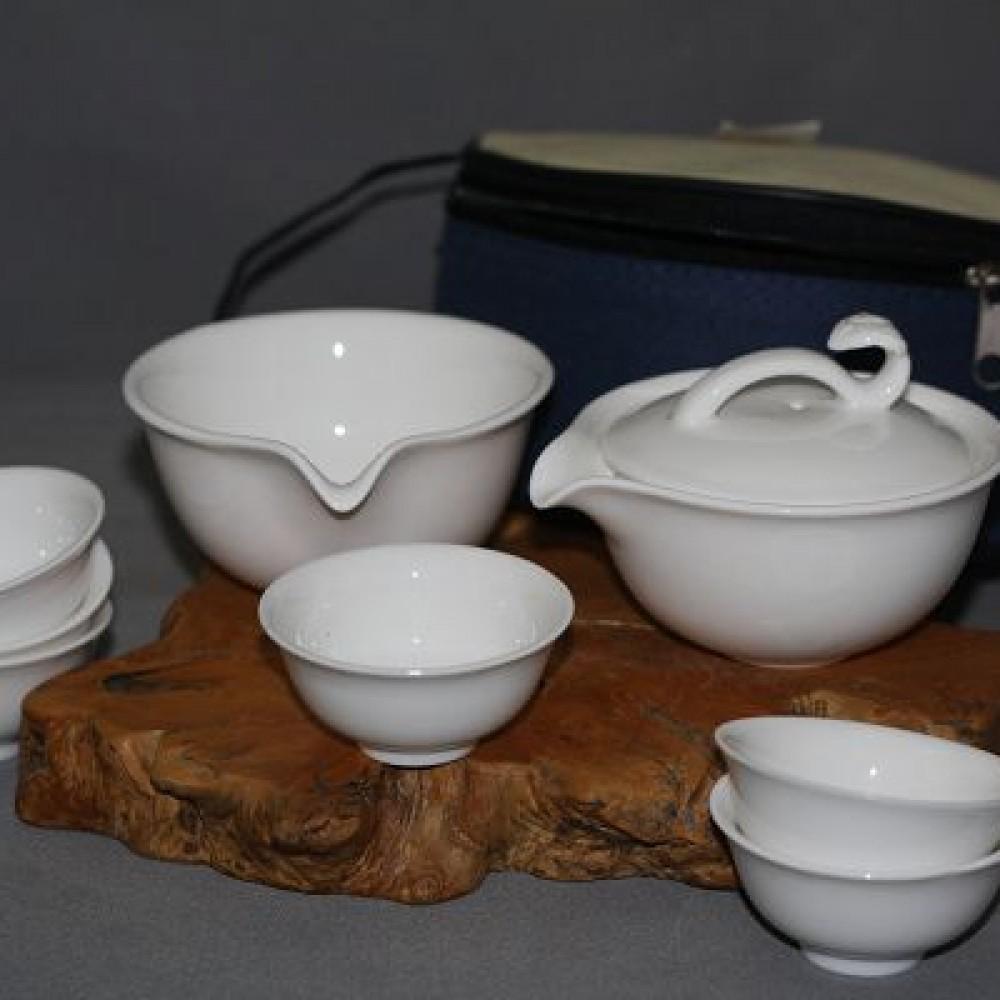 東方玉瓷旅行茶具組