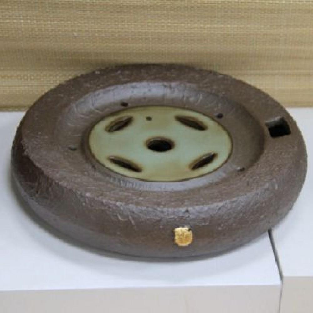 原礦石壺承